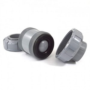 Sch 80 CPVC True Union Ball Check Valves - EPDM