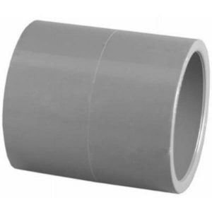 Sch 80 PVC Couplings (SOC x SOC)