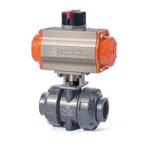 Schedule 80 PVC True Union Ball Valve