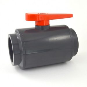 Sch 80 PVC Compact Ball Valves