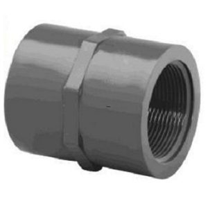 Sch 80 PVC Couplings