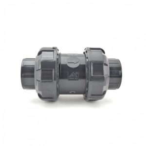 Sch 80 PVC Ball Check Valves