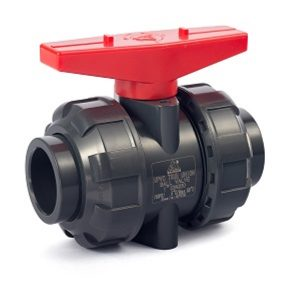 Sch 80 PVC True Union Ball Valves