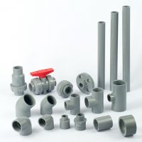 Sch 80 CPVC fittings and valves